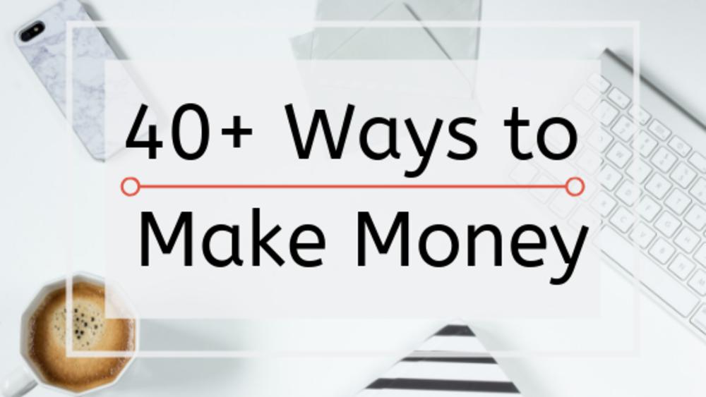 ways-make-money