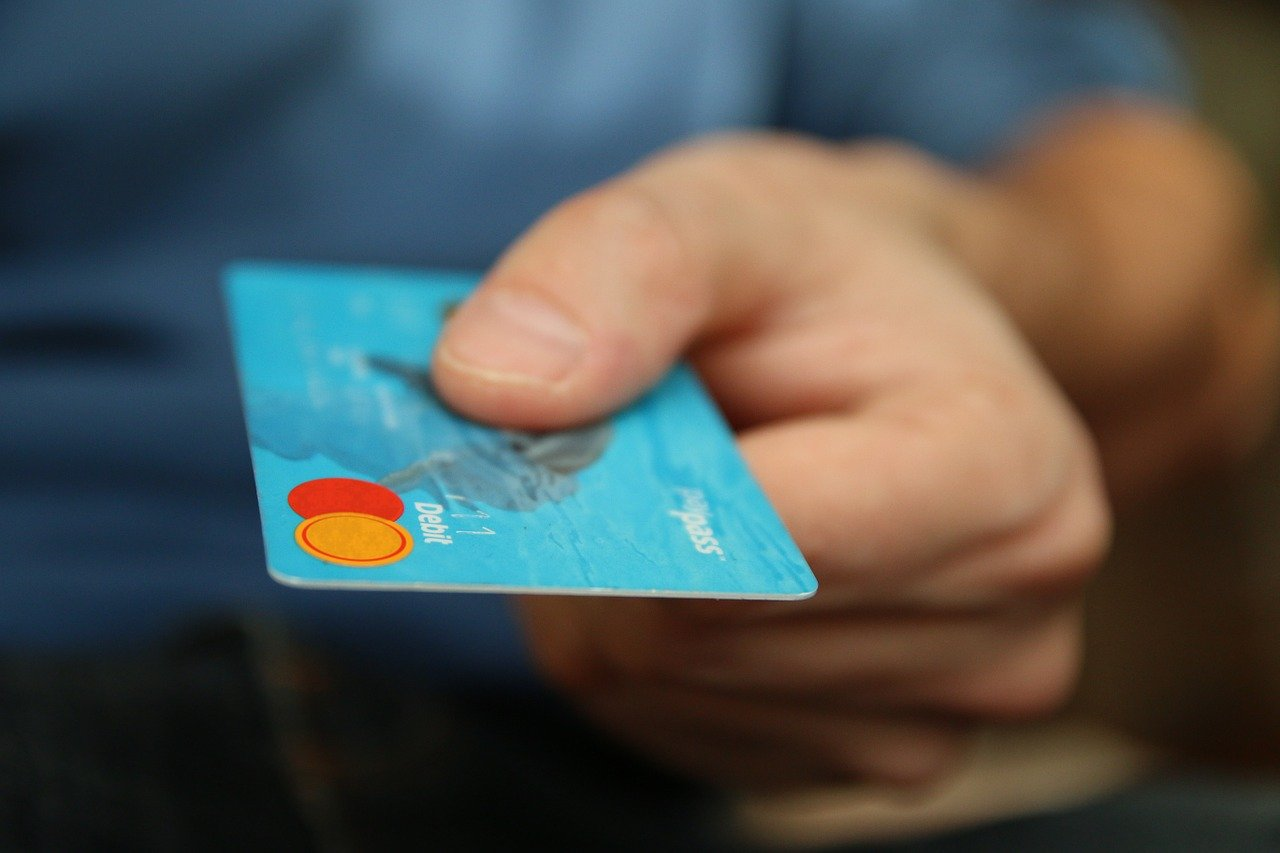 get rid of all your credit cards