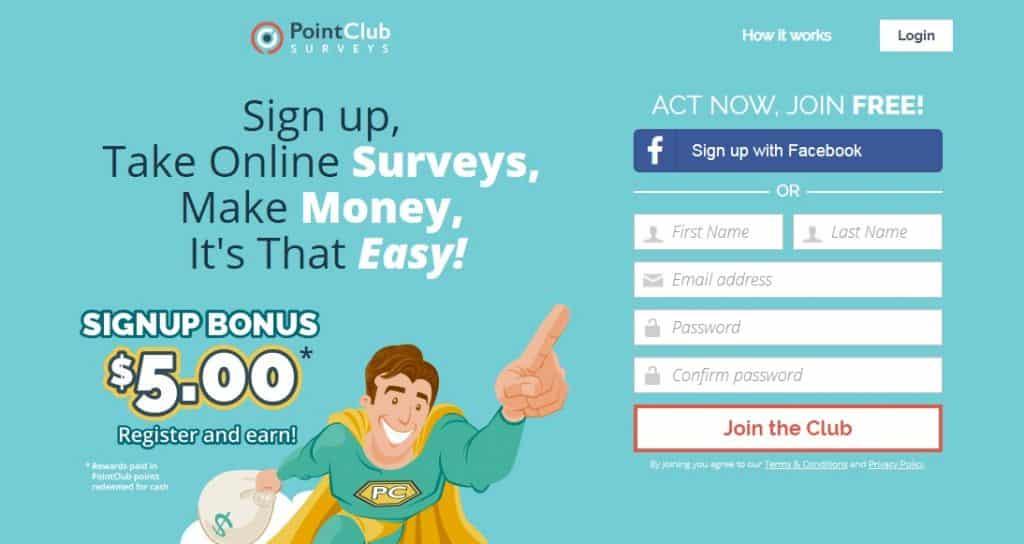 point-club