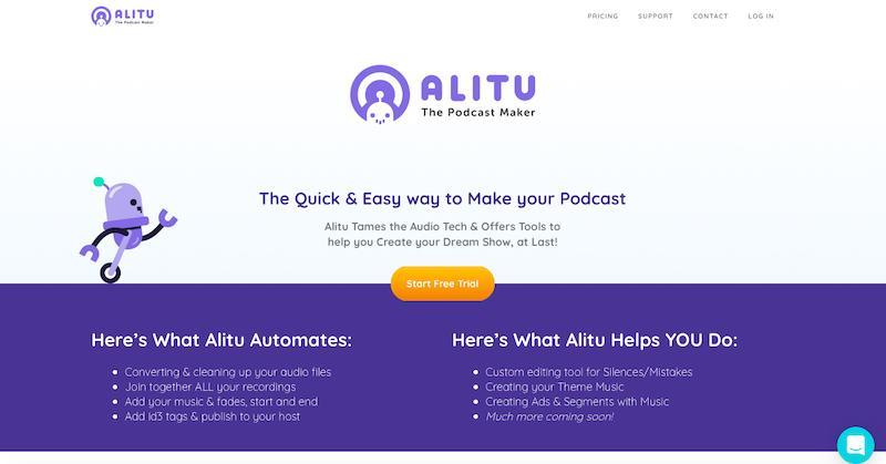 alitu-podcasting-hosting-software