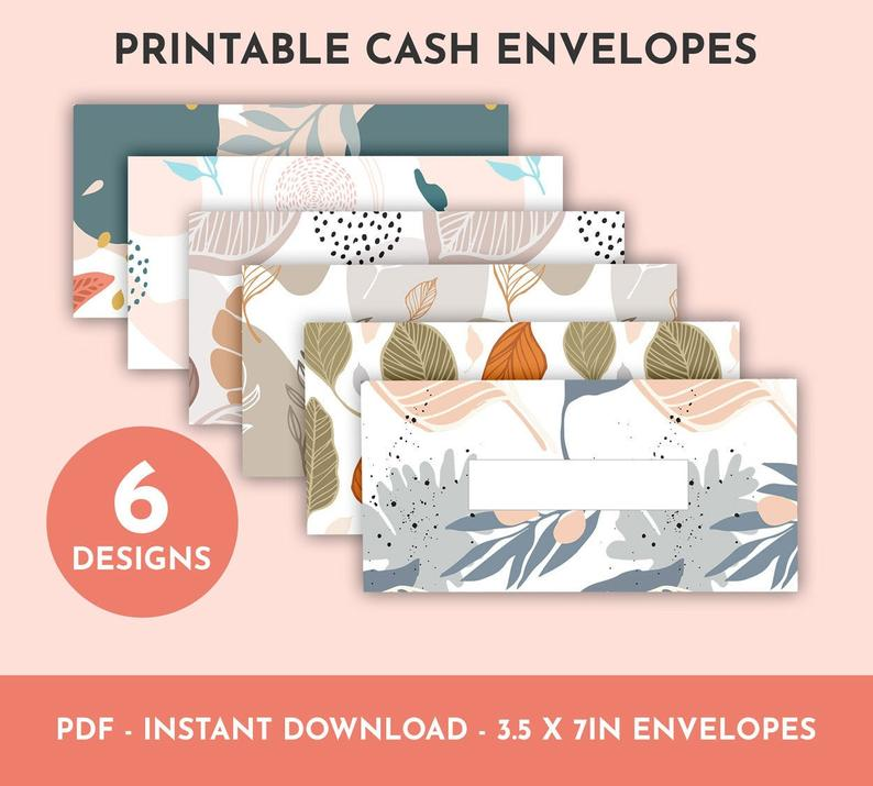 botanical-printable-cash-envelope