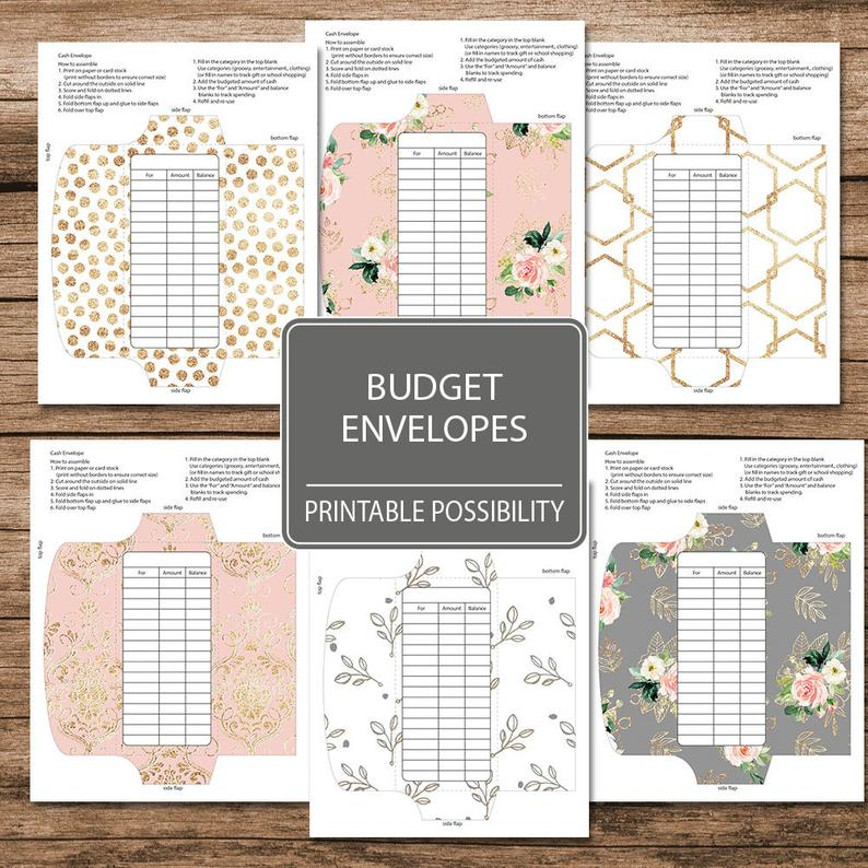 pretty-pink-and-gold-cash-envelope-printable