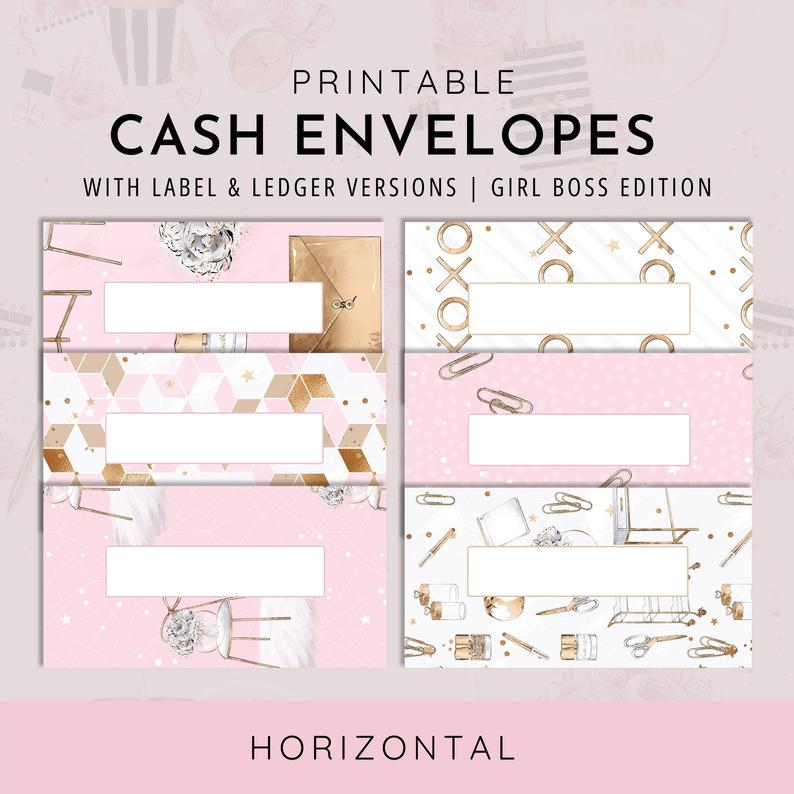 silver-gold-money-envelope-printable